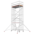 Rollgerüst Hymer FL 2,45 m Arbeitshöhe 10,90 m