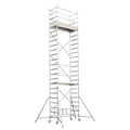 Rollgerüst Hymer Safe T Feldlänge 1,50 m Arbeitshöhe 7,15 m
