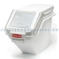 Rubbermaid Container midi Weiß, Transparent