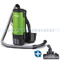 Rucksacksauger Cleancraft flexCAT 104 inkl. Bodendüse