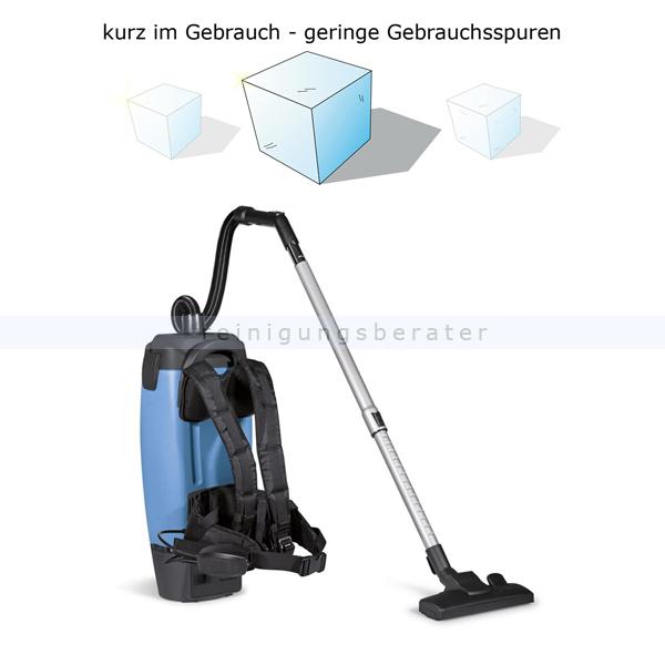 Rucksacksauger Fimap FV 9 Plus Akku VORFÜHRER