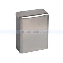 Sanitärbehälter All Care Edelstahl 6 L mit Deckel