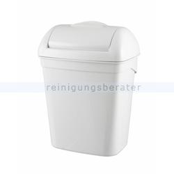 Sanitärbehälter All Care PlastiQline Kunststoff weiß 8 L
