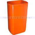 Sanitärbehälter MP742 Color Edition ohne Deckel 23 L, orange