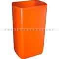 Sanitärbehälter MP742 Color Edition ohne Deckel 23 L, orange