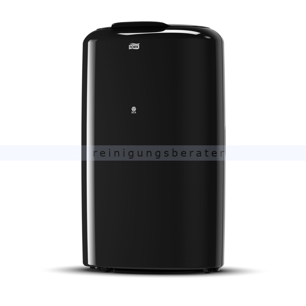 Sanitärbehälter Tork Abfallbehälter Kunststoff 50 L schwarz