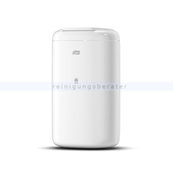 Sanitärbehälter Tork B3 Abfallbehälter Kunststoff 5 L weiß