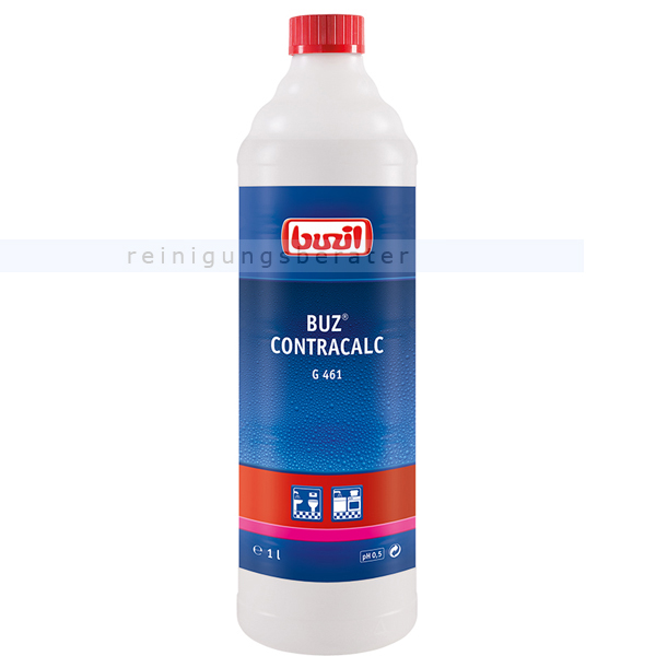 Sanitärreiniger Buzil G461 BUZ Contracalc 1 L