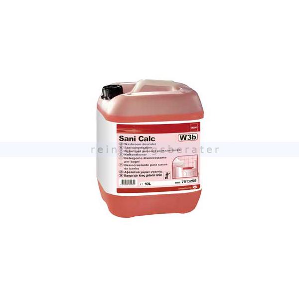 Sanitärreiniger Diversey Taski Sani Calc W3b 10 L