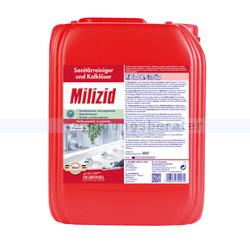 Sanitärreiniger Dr. Schnell Milizid Konzentrat 10 L