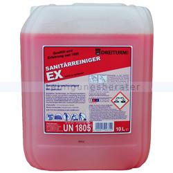 Sanitärreiniger Dreiturm EX 10 L