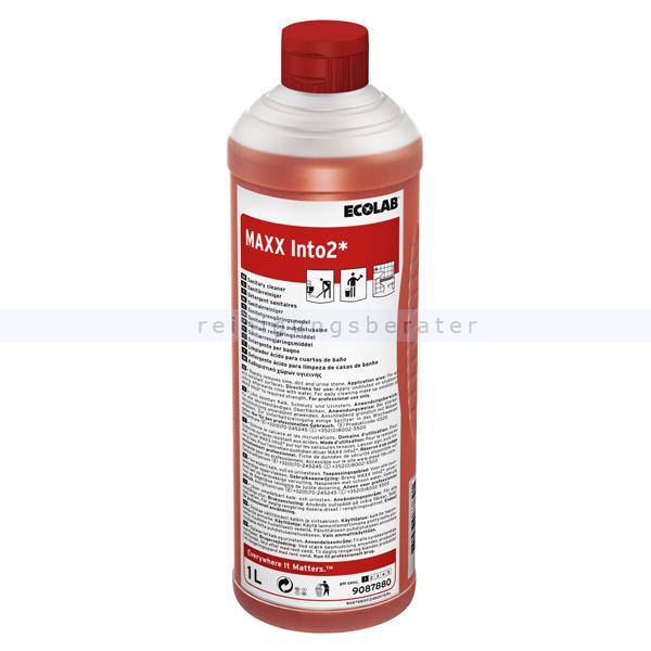 Sanitärreiniger Ecolab Maxx Into2 1 L