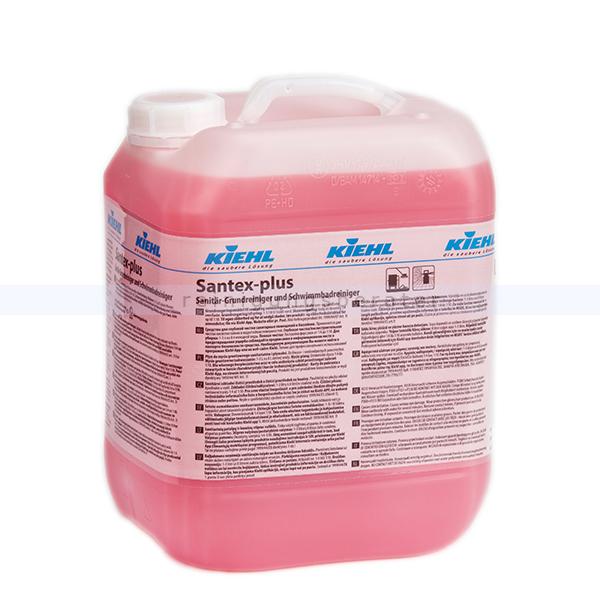 Kiehl Santex-Plus 10 L Sanitärgrundreiniger und Schwimmbadreiniger j400310