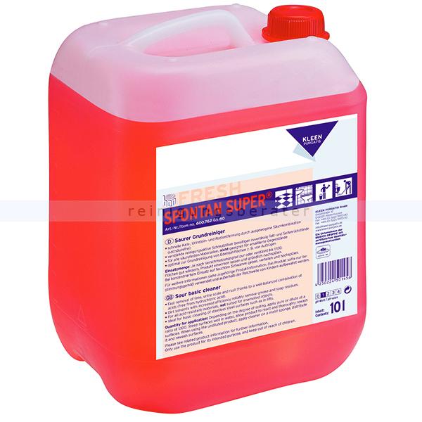 Kleen Purgatis Spontan Super 10 L Sanitärgrundreiniger mit Phosphorsäure 90600762
