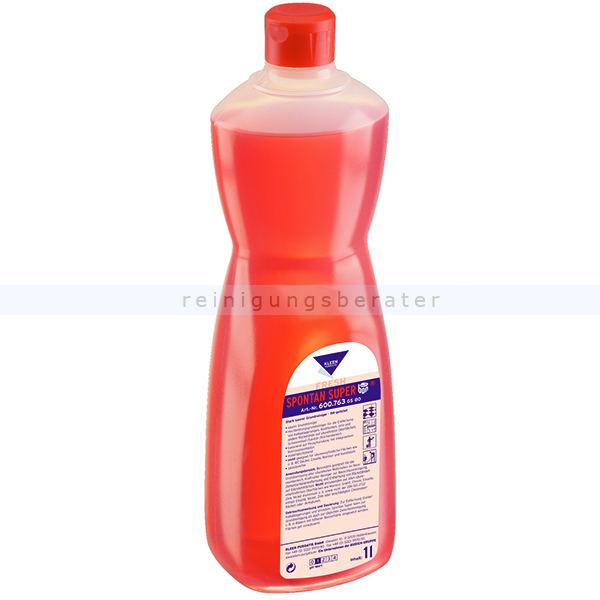 Kleen Purgatis Spontan Super 1 L Sanitärgrundreiniger mit Phosphorsäure 90600763