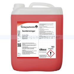Sanitärreiniger Kruse 10 L
