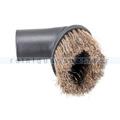 Saugbürste Cleancraft Staubpinsel Rosshaar 32 mm