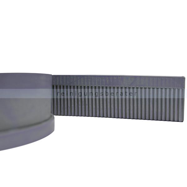 Abziehlippe Gummilippe Sauglippe hinten für Henkel A 45 Naturgummi Abstreifl