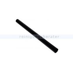 Saugrohr Nilco Metall-Saugrohr, schwarz lackiert Nw 35, L= 50 cm 3117841