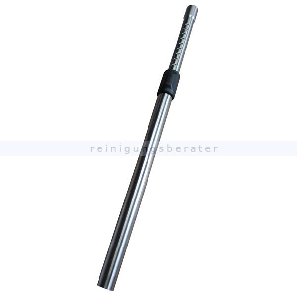 Saugrohr Nilco Teleskop-Metall-Saugrohr, verchromt NW 35, L= 55-85 cm 2491841