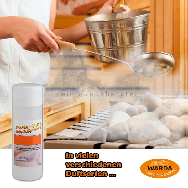 Saunaaufguss Duft-Konzentrat Warda Blutorange 200 ml