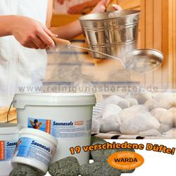 Saunasalz Warda Pfefferminz 1 kg