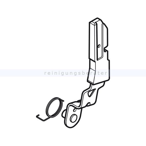 Schalter und Hebel Sebo Gelenkhebel hellgrau komplett