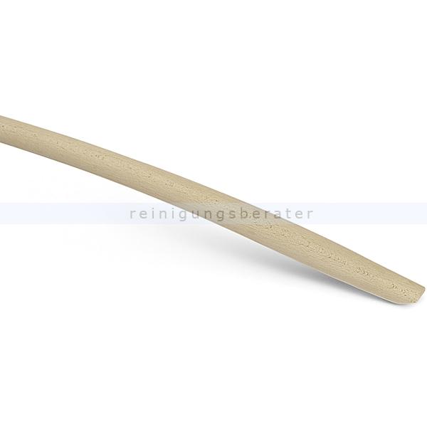 Schaufelstiel Nölle aus Buche 1300-32 mm massiver Holzstiel für schwere Arbeiten 453220
