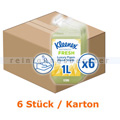 Schaumseife Kimberly Clark KLEENEX® FRESH 6x 1 L Kartusche