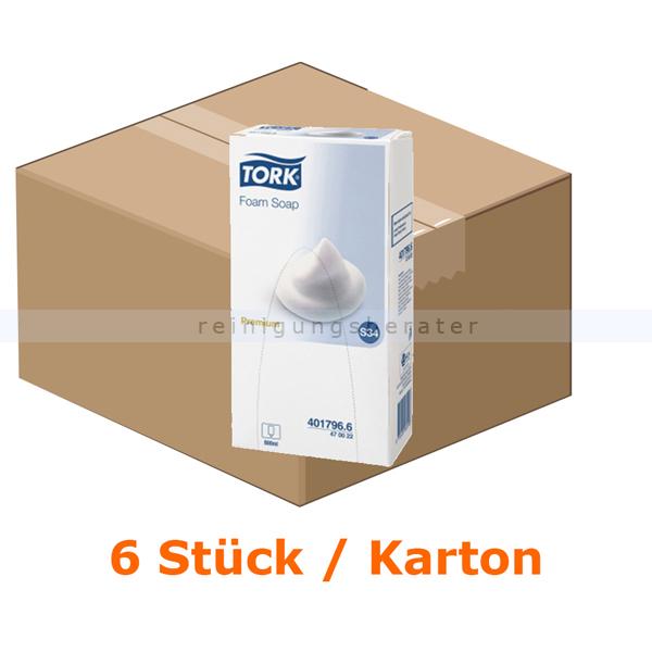 Schaumseife Tork Foam Soap Seife 6x800 ml