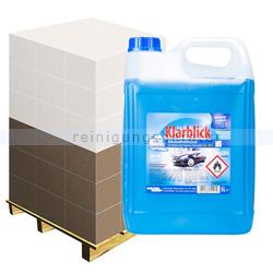 Scheibenfrostschutz Klarblick 5 L bis -60 °C 72 Stück