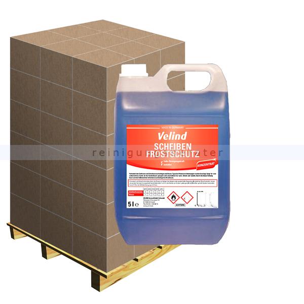 Scheibenfrostschutz Konzentrat 5 L Kanister bis-70°C, Palett