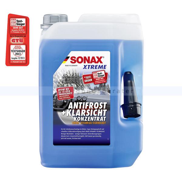 SONAX Xtreme Frostschutz, 5 L 02325050