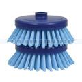 Scheuerbürste CaddyClean Teppich und Textil Perlon 0.3 hellblau