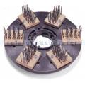 Scheuerbürste Numatic Drahtbürste 400 mm