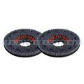 Scheuerbürste Numatic SC Longlife Bürste rot 220 mm 2 Stück