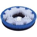Scheuerbürste Wirbel Schrubbürste blau 355 mm
