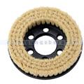 Scheuerbürsten Reinigungsmaschinen Nilco Hartfaserbürste
