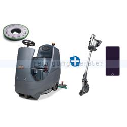 Scheuersaugmaschine Numatic CRO8072/120G PadLoc AKTION