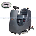 Scheuersaugmaschine Numatic CRO8072/120G PPN-Scheuerbürsten