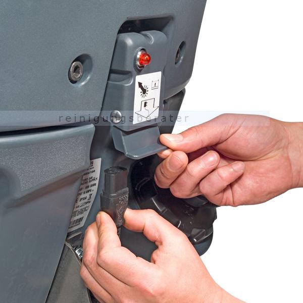 LEASING//Monat 63,25€ Numatic TGB3045 AKKU Scheuersaugmaschine Reinigungsautomat