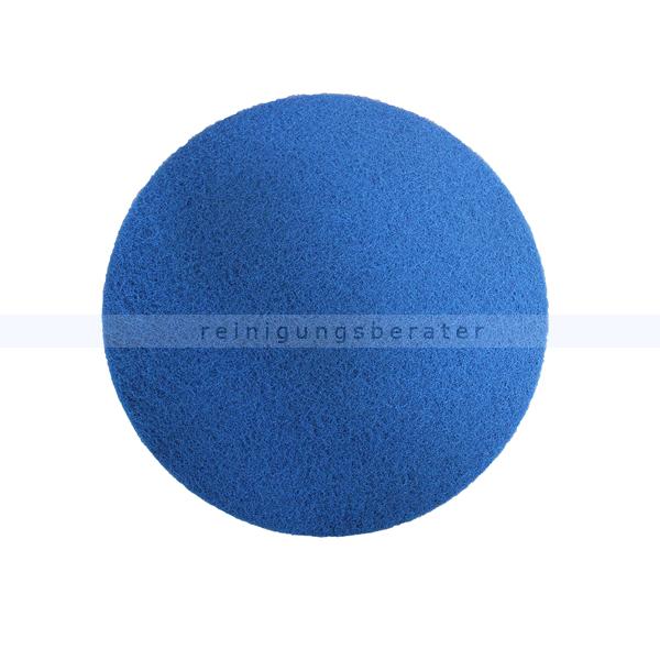 Schleifpad Kiehl Legno-Pad 16 Zoll blau 406 mm, maschinelle Trockenreinigung von Parkettböden z405116