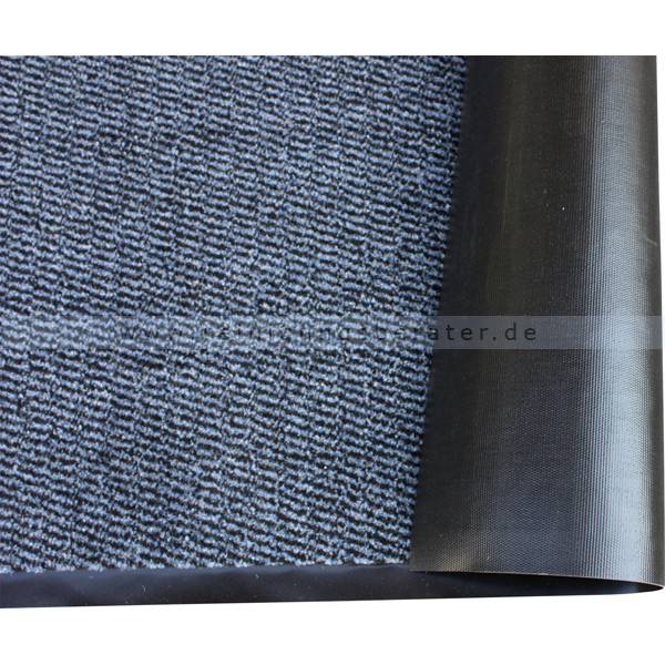 schmutzfangmatte blau 90 x 150 cm. Black Bedroom Furniture Sets. Home Design Ideas