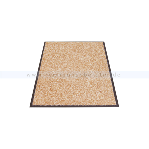 Relativ Schmutzfangmatte Miltex Eazycare beige 60 x 90 cm GF27