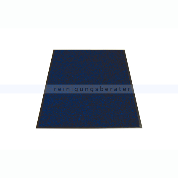 Schmutzfangmatte Miltex Eazycare blau 120 x 180 cm waschbare Schmutzfangmatte 22042