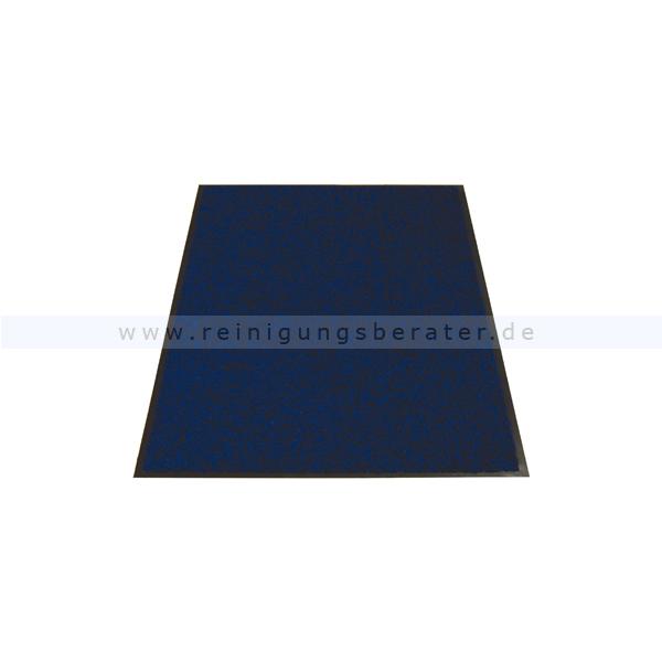 Schmutzfangmatte Miltex Eazycare blau 60 x 90 cm waschbare Schmutzfangmatte 22022