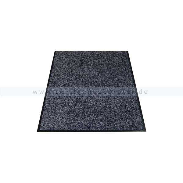 Schmutzfangmatte Miltex Eazycare grau 60 x 90 cm waschbare Schmutzfangmatte 22021