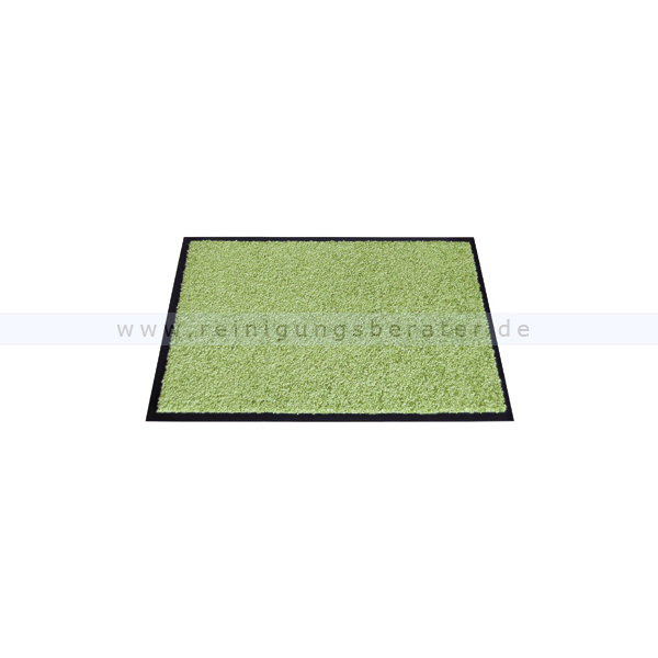 Schmutzfangmatte Miltex Eazycare grün 40 x 60 cm waschbare Schmutzfangmatte 22015