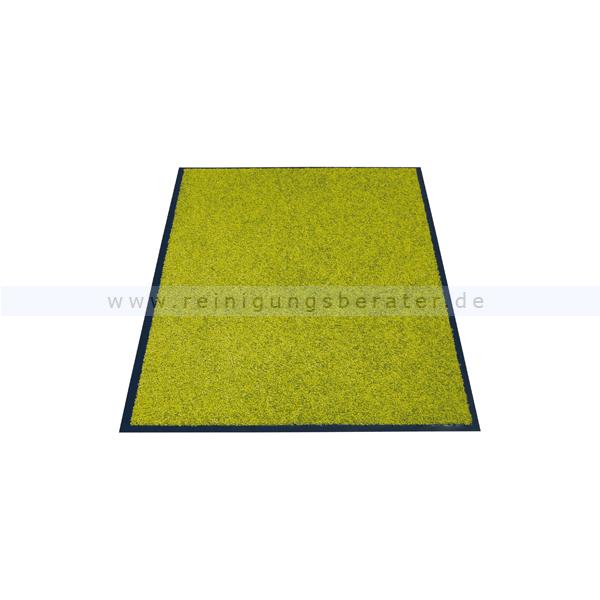 Schmutzfangmatte Miltex Eazycare grün 91 x 150 cm waschbare Schmutzfangmatte 22035
