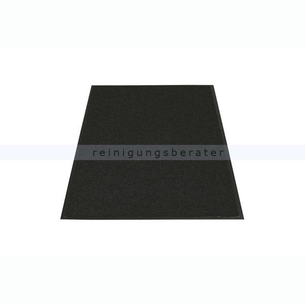 Schmutzfangmatte Miltex Eazycare schwarz 120 x 180 cm waschbare Schmutzfangmatte 22040
